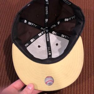 New Era Accessories - Twins 59 fifty 7.5 inch hat